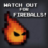 Logo of Watch out for Fireballs