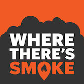 Logog of Where there's Smoke podcast